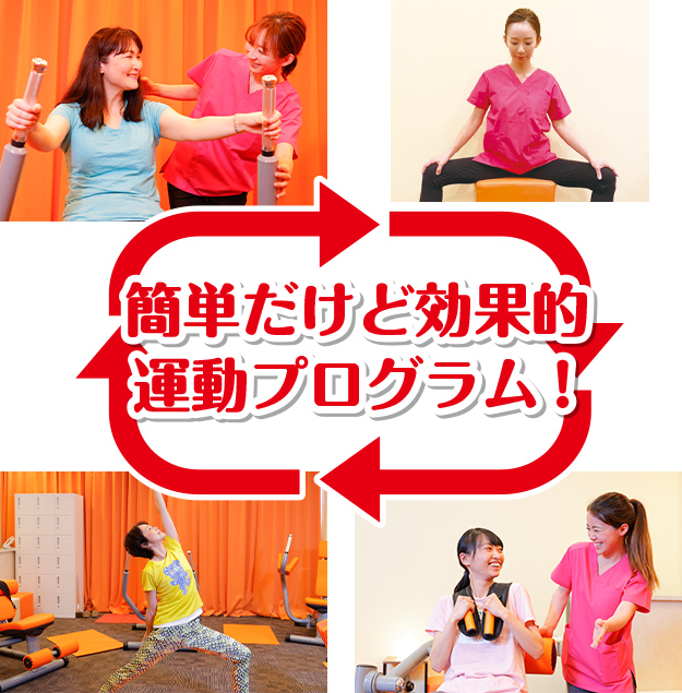温活フィットネス 【健康の森】横浜弘明寺アーケード教室の画像
